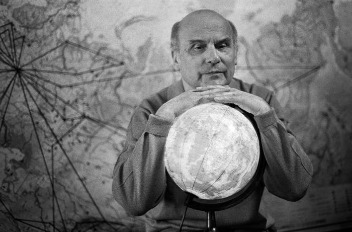 Ryszard Kapuściński, fot. Forum