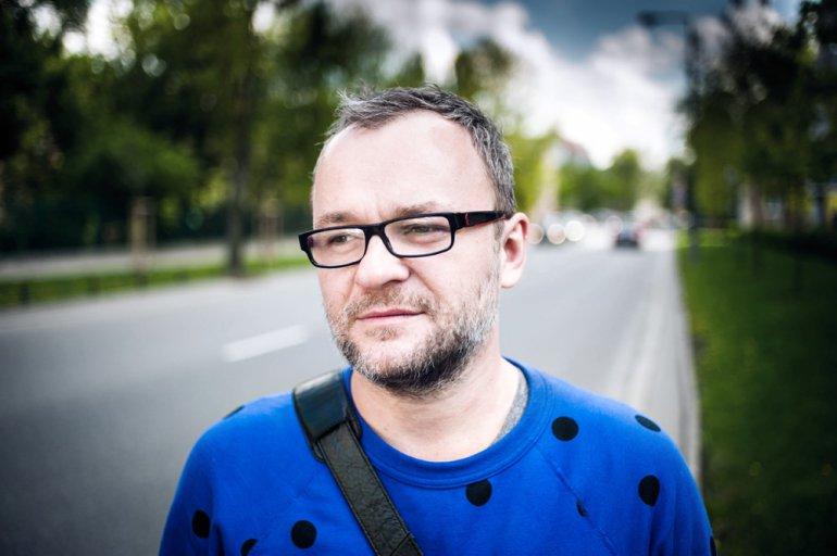 Ignacy Karpowicz, fot. Adam Tuchliński / Newsweek / Forum