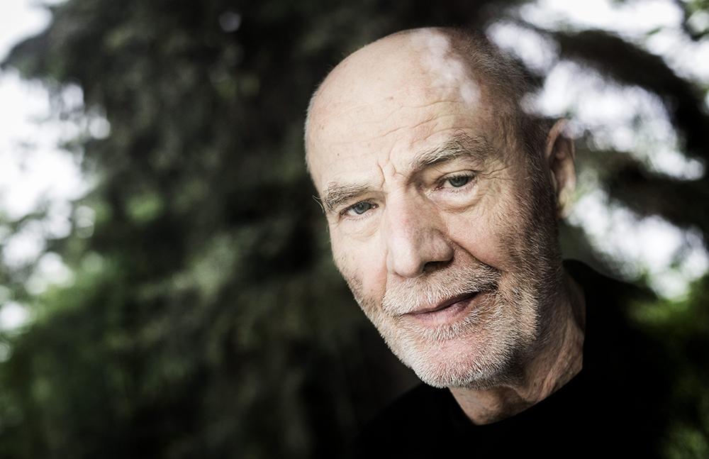 Ryszard Krynicki, fot.  Michał Łepecki/AG