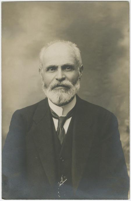 Wincenty Lutosławski, fot. archiwum rodzinne