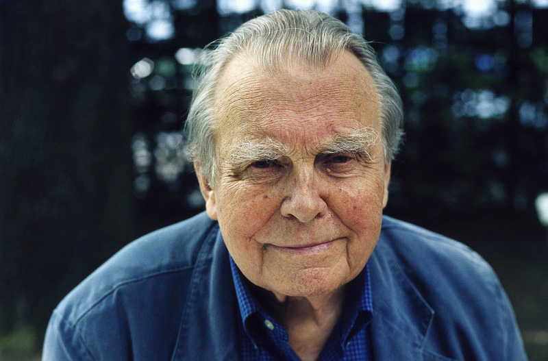Czesław Miłosz, photo: AKG Images / East News