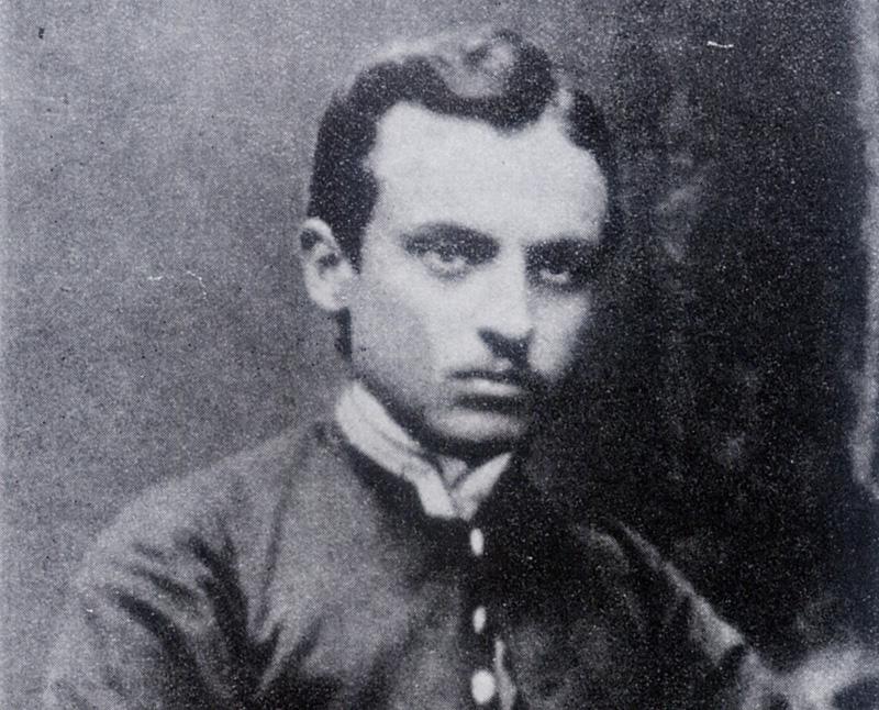 Henryk Sienkiewicz w Szkole Głównej Warszawskiej w 1866, rep. Kamil Kajko / Forum
