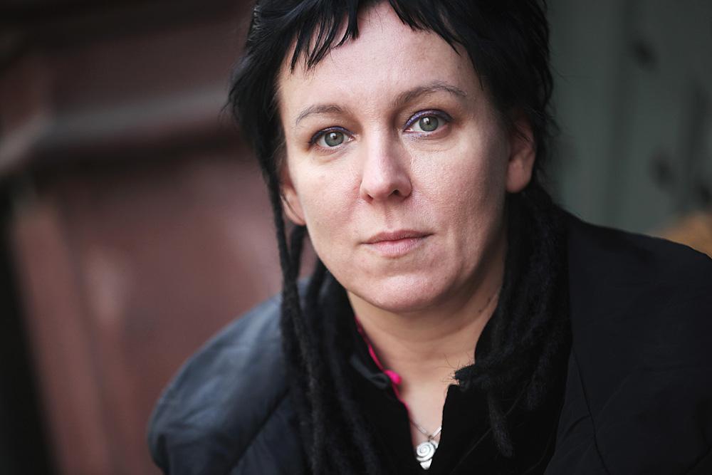 Olga Tokarczuk, photo: Tomasz Wiech/AG