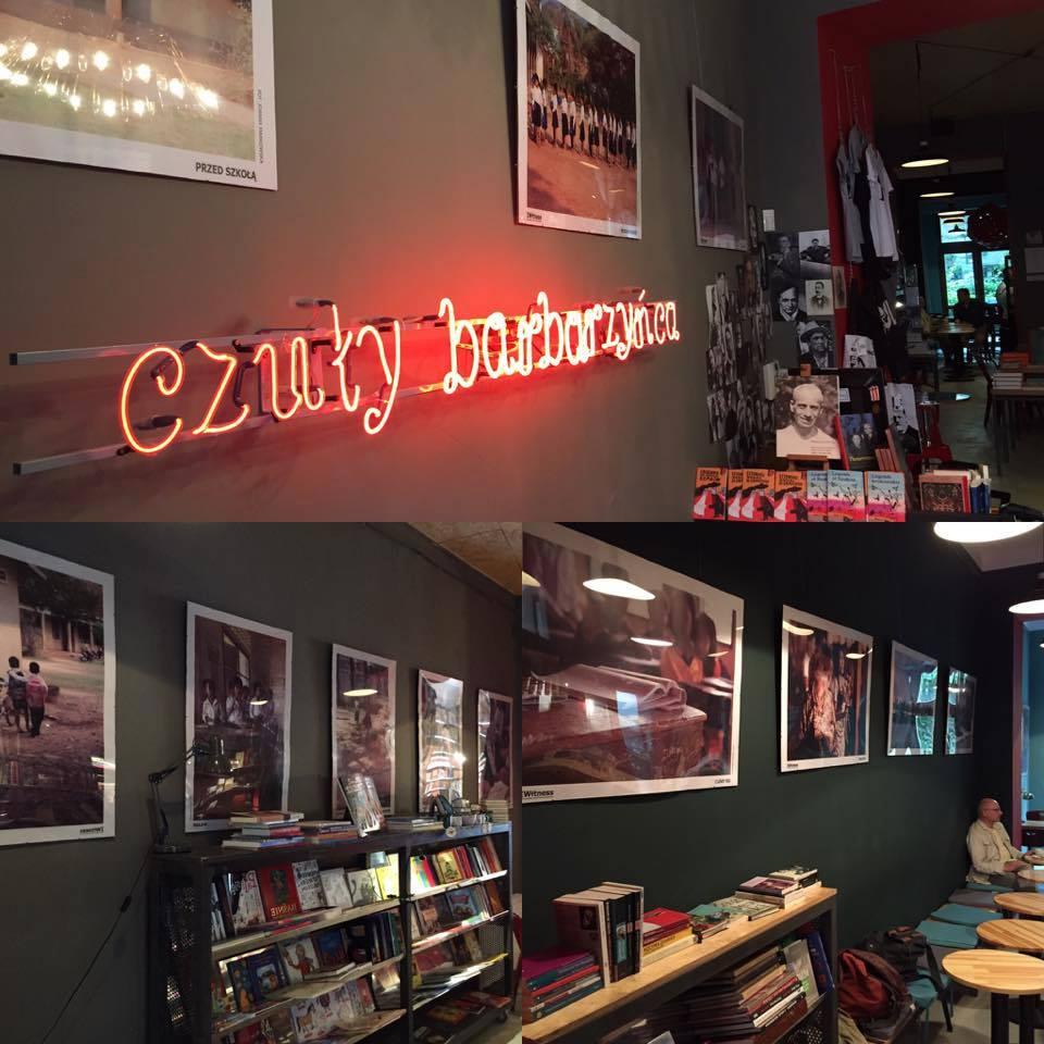 Czuły Barbarzyńca, Kraków, fot. materiały promocyjne kawiarni