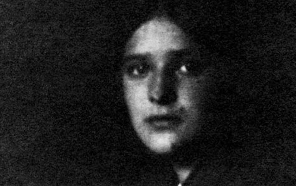 Станислава Пшибышевская в Гданьске, ок. 1930, фото: East News