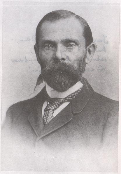 Franciszek Bohuszewicz (Bahusiewicz), ok. 1880; źródło: Wikipedia