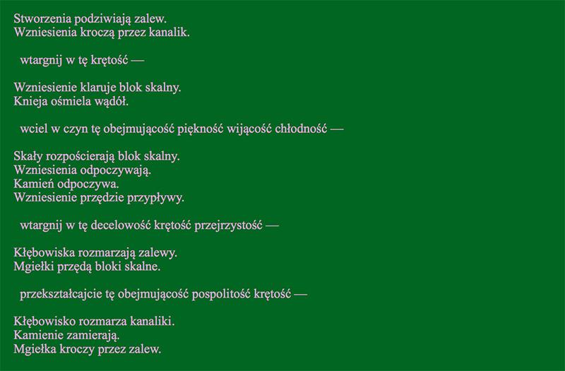 """Wąwóz Taroko"" Nicka Montforta, tłum. Piotra Mareckiego, fot. http://ha.art.pl"