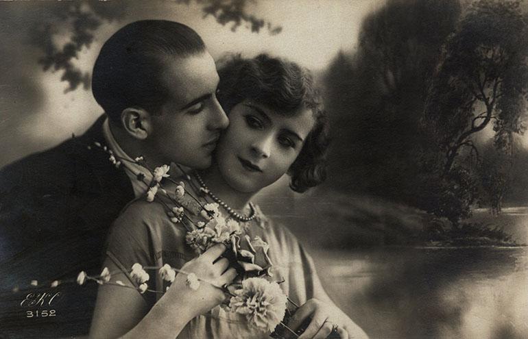 Pocztówka, 1910-1930, fot. Biblioteka Narodowa (Polona)