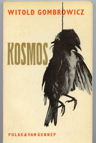 Cover of the Dutch edition of Cosmos
