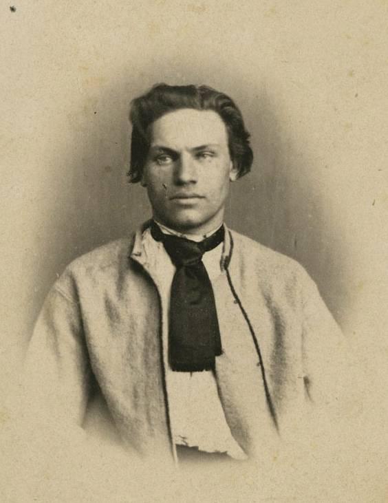 Kastuś Kalinouski (Konstanty Kalinowski), źródło: Wikipedia