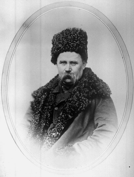 Taras Shevczenko, source: Wikipedia