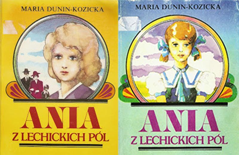 """""""Ania z lechickich pól"""", autor: Maria Dunin-Kozicka, rep. Dagmara Smolna"""