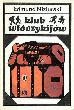 """Kornel Makuszyński, """"Klub włóczykijów"""""""