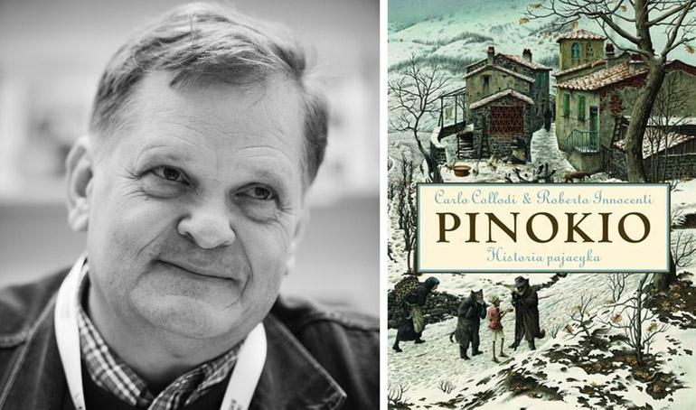 Jarosław Mikołajewski, fot. Wojciech Olszanka/East News