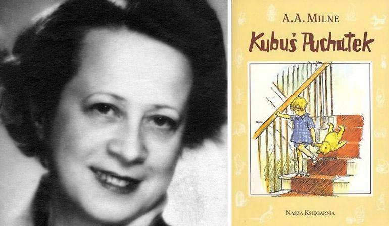 Irena Tuwim, 1953, fot. East News