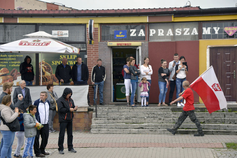 Prostki, rocznica Bitwy pod Prostkami, fot. Andrzej Sidor/Forum