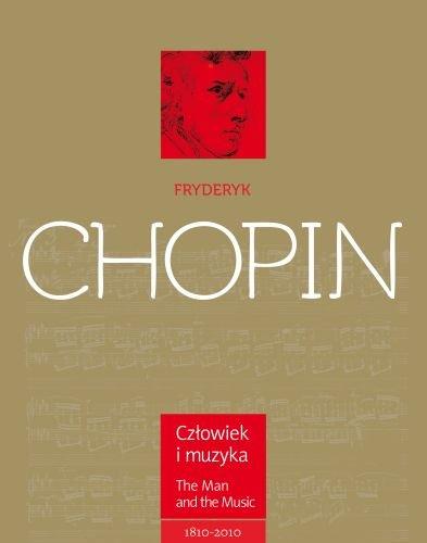 """""""Fryderyk Chopin. Człowiek i muzyka"""", prof. Irena Poniatowskia, wyd. MULTICO, okładka"""
