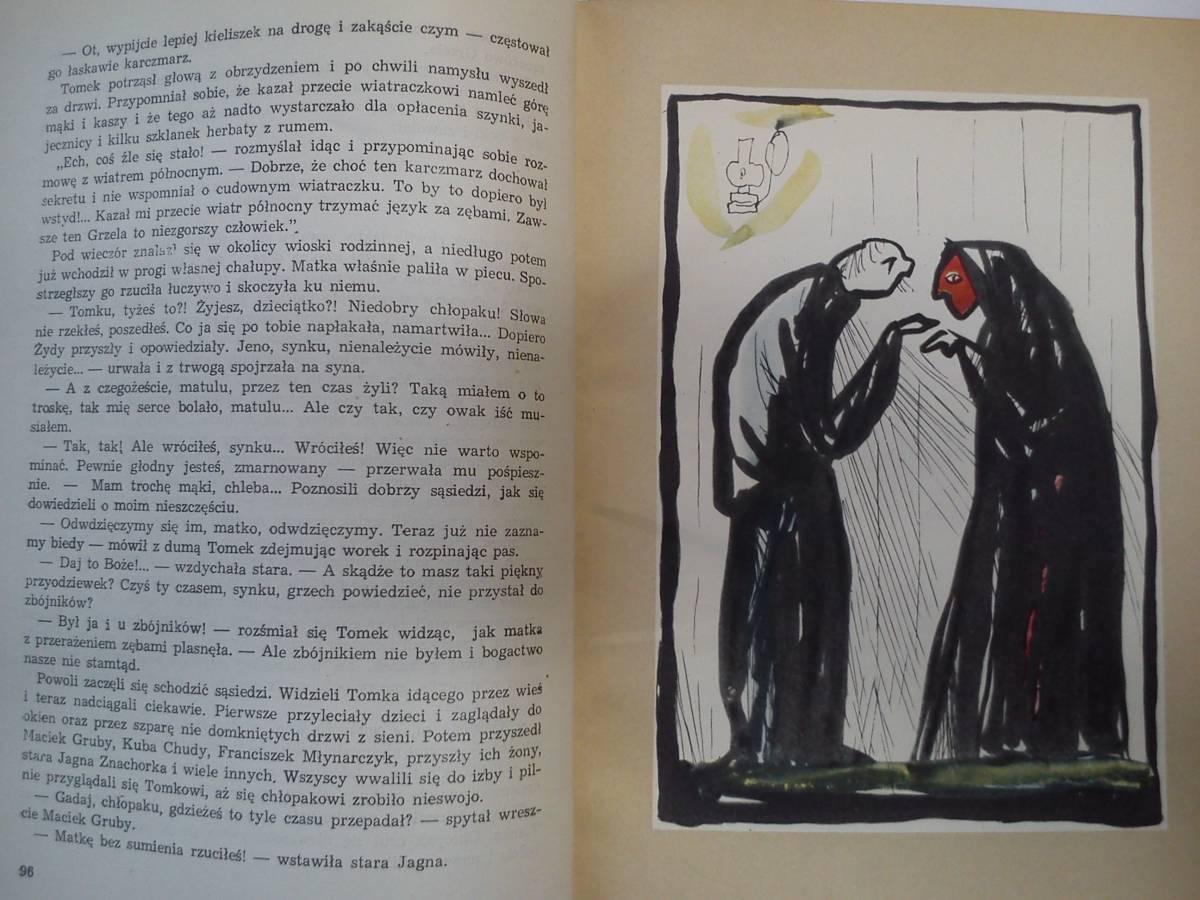 """""""Baśnie"""" Sieroszewskiego, ilustrował Butenko"""