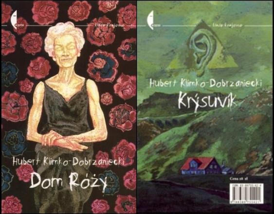 """Hubert Klimko-Dobrzaniecki """"Dom Róży/Krysuvik"""""""""""