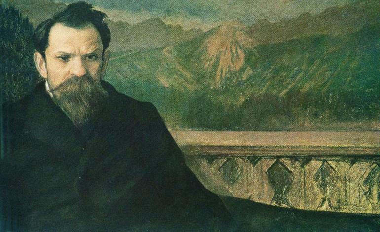 Леон Вычулковский «Портрет Стефана Жеромского», 1904, репродукция: Forum