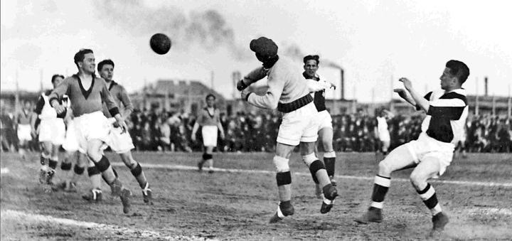 "Soccer match of  ""Gwiazda"", photo: press material"