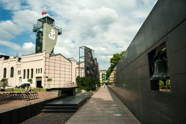 Warsaw Rising Museum, photo: Adam Chełstowski / Forum