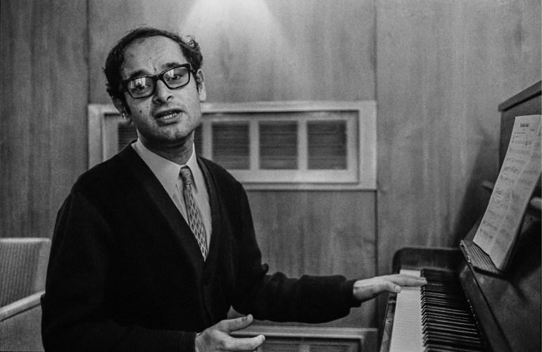 Andrzej Czajkowski, 1970, photo: Clive Barda/ArenaPAL/Forum