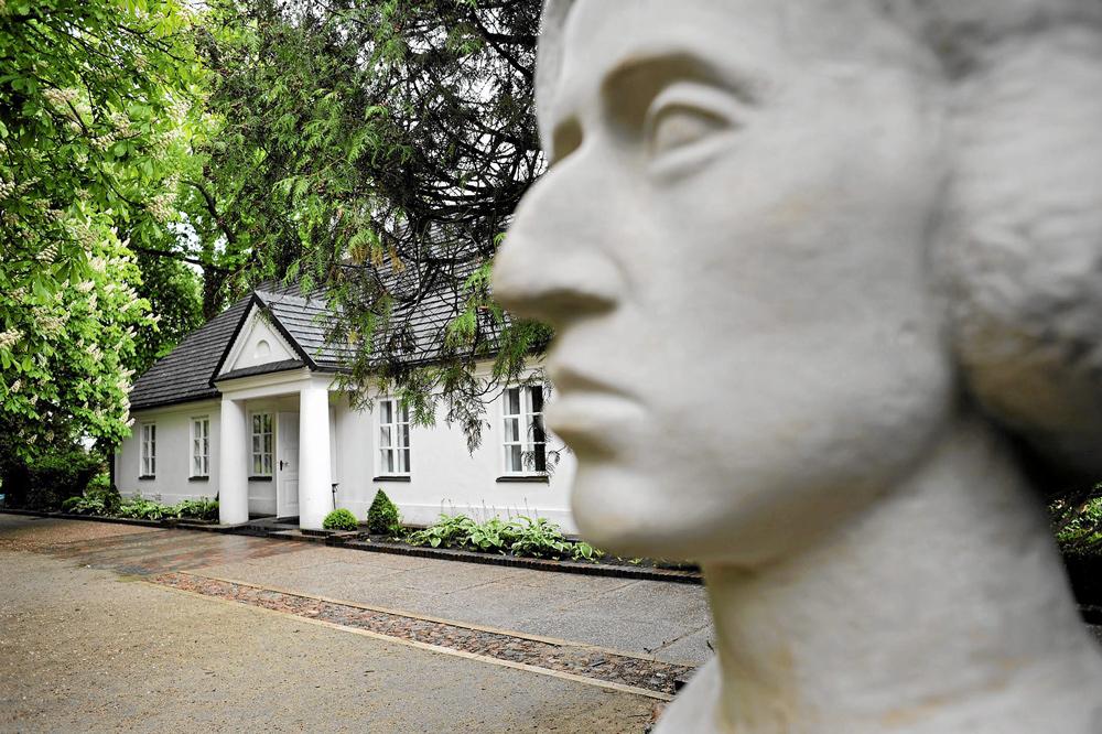 Muzeum Fryderyka Chopina w Żelazowej Woli. Photo: Franciszek Mazur / Agencja Gazeta