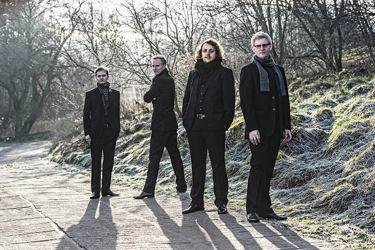 MeccorreString Quartet, fot. A. Berbecki / materiały promocyjne
