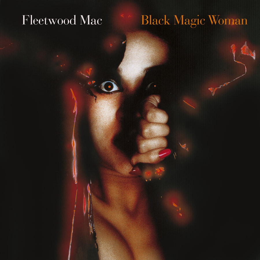 Fleetwood Mac, Black Magic Woman, cover art: Rosław Szaybo