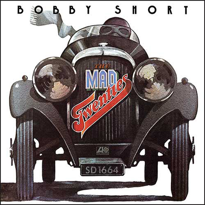 Bobby Short, The Mad Twenties, cover art: Stanisław Zagórski