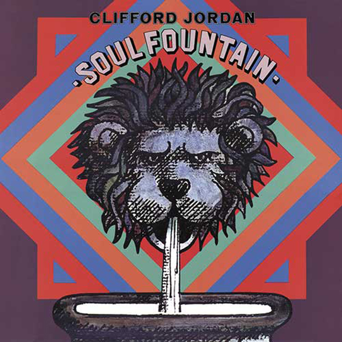Clifford Jordan, Soul Fountain, cover art: Stanisław Zagórski