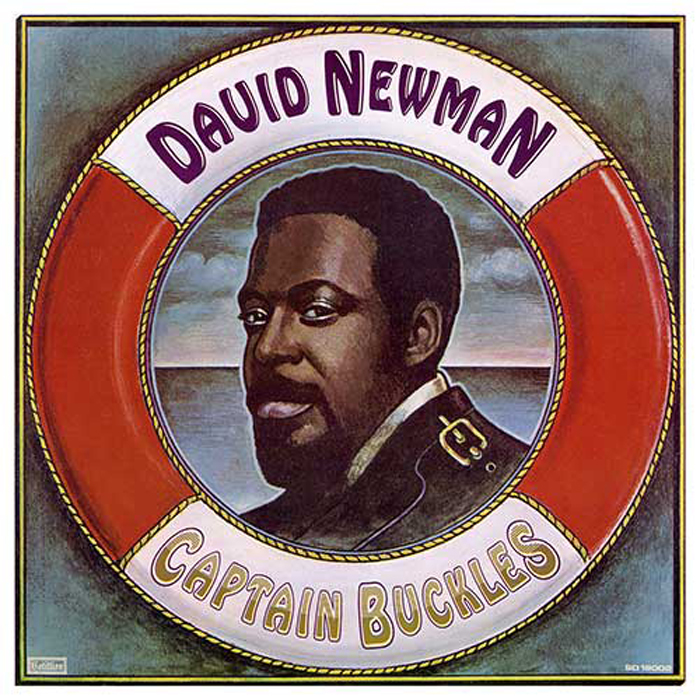 David Newman, Captain Buckles, cover art: Stanisław Zagórski