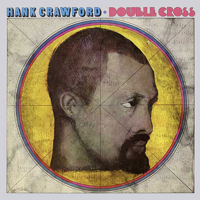 Hank Crawford, Double Cross, cover art: Stanisław Zagórski