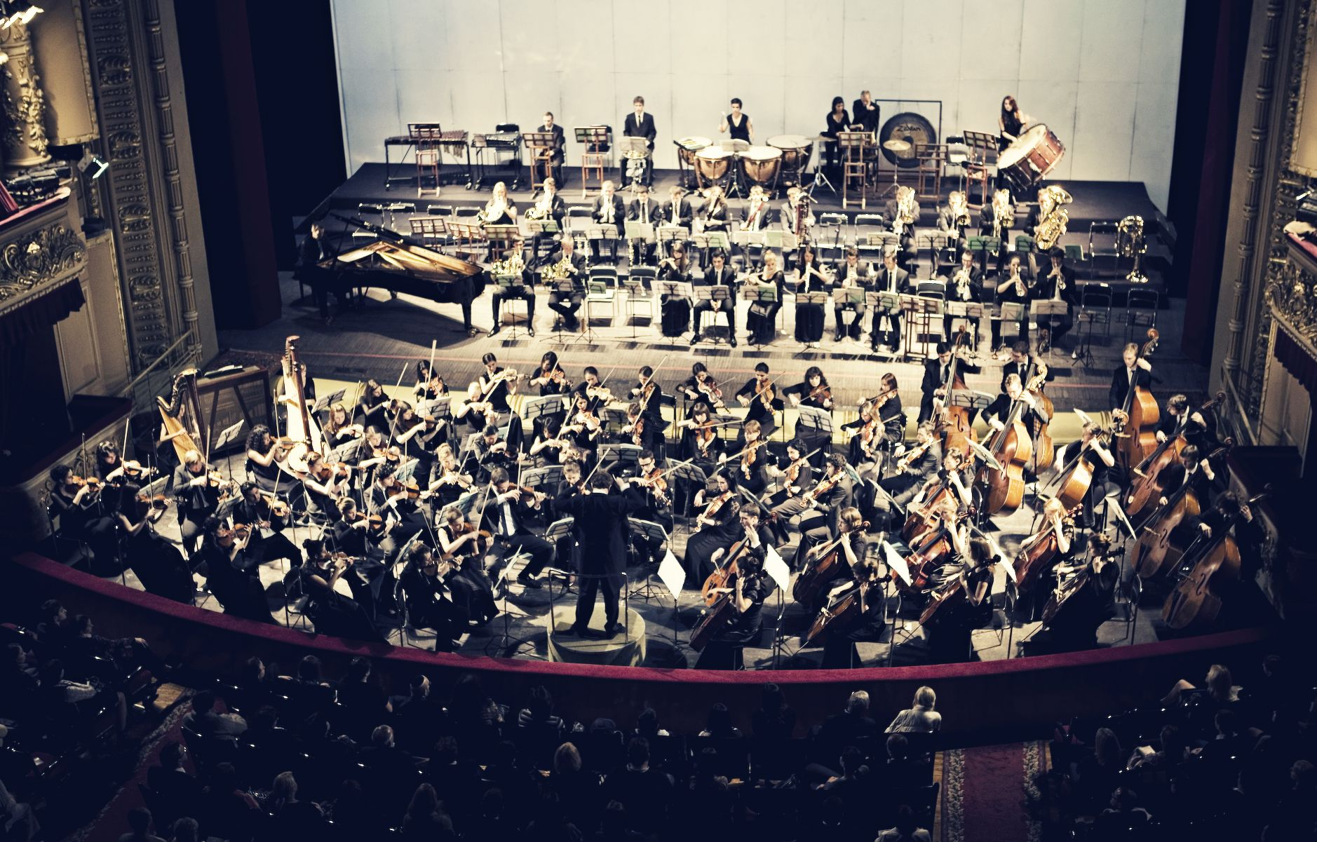 I, Culture Orchestra, Kyiv, photo: Elwira Nowicka