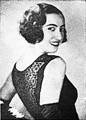 Fanny Gordon, fot. archiwum prywatne