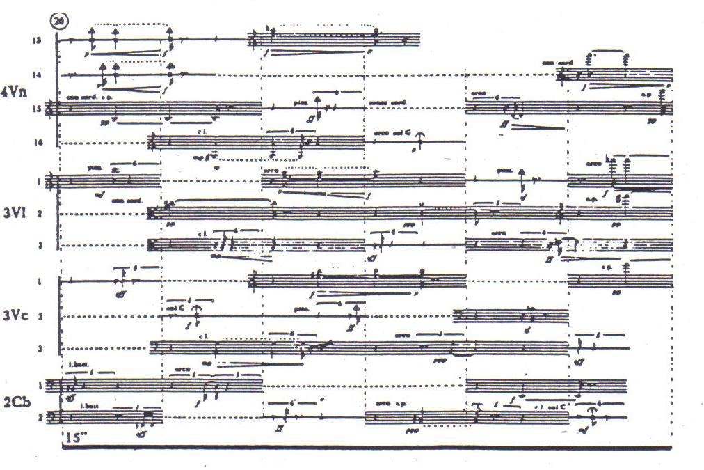 "Krzysztof Penderecki, ""Ofiarom Hiroszimy - Tren"""