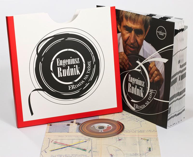 Okładka płyty Eugeniusza Rudnika, która ukaże się nakładem wydawnictwa Requiem Records, fot. Paweł Kozłowski