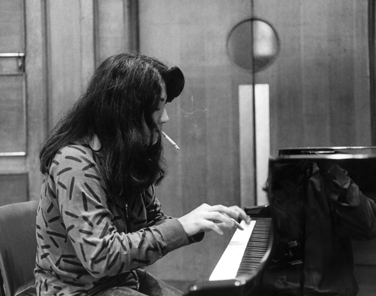 Martha Argerich, May 1985. Photo: The ArenaPAL Picture Library / Forum