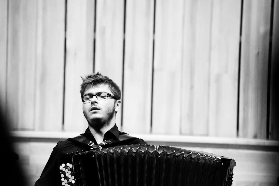 Maciej Frąckiewicz, fot. materiały prasowe / Jesienny Festiwal Muzyczny Alkagran
