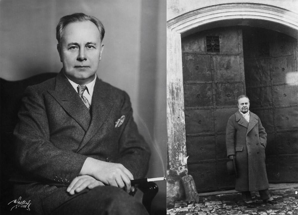 Józef Hofmann, fot. NAC