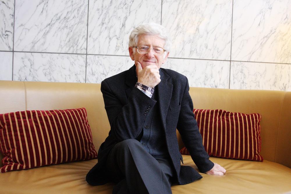Andrzej Jasiński, fot. Przemysław Getka / Reporter