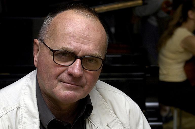 Krzysztof Knittel, Warszawa 27.07.2004, Filharmonia Narodowa fot. Tomasz Paczos/Forum