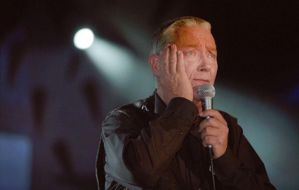 Wojciech Młynarski, 2002, fot. Mariusz Makowski / Forum