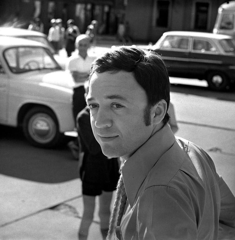 Jerzy Połomski, 1968, photo: J. Michalski/Forum