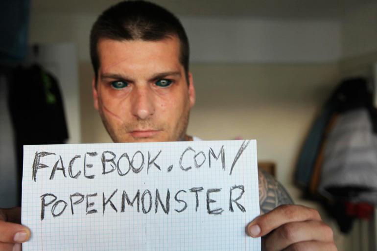 Popek Monster, photo: press release