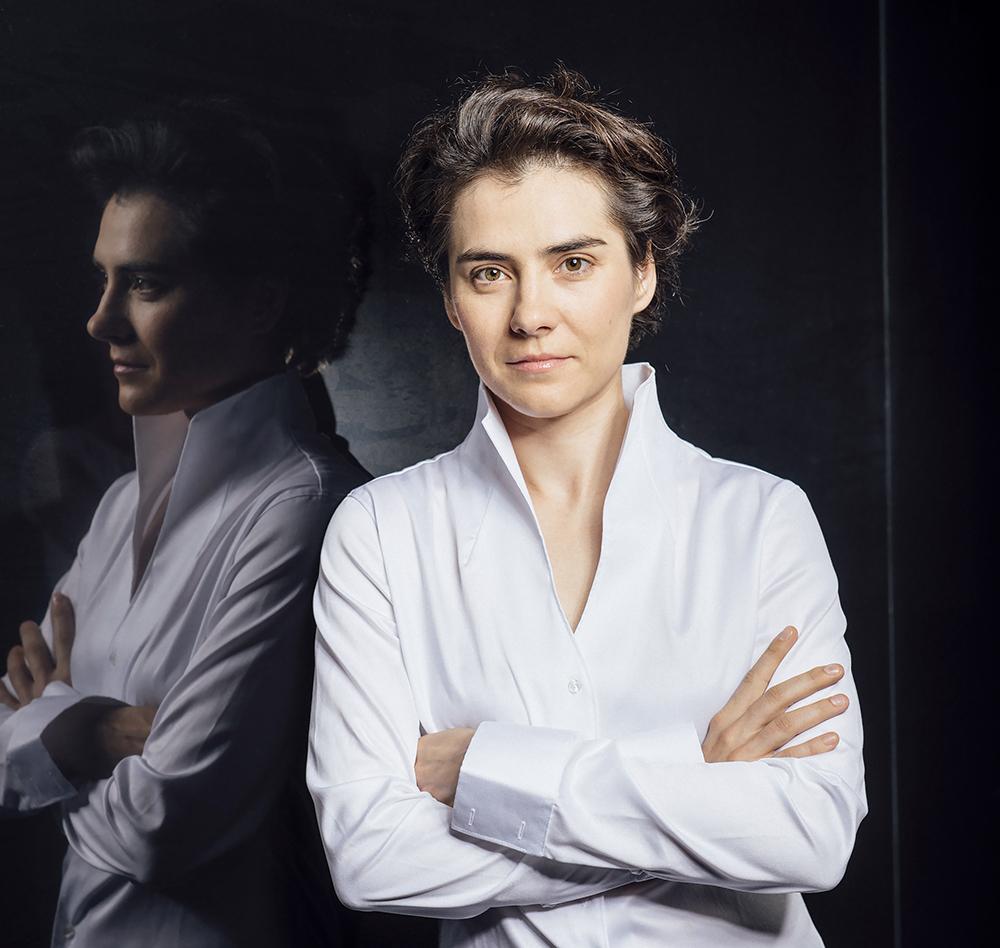 Marzena Diakun, fot. Łukasz Giza