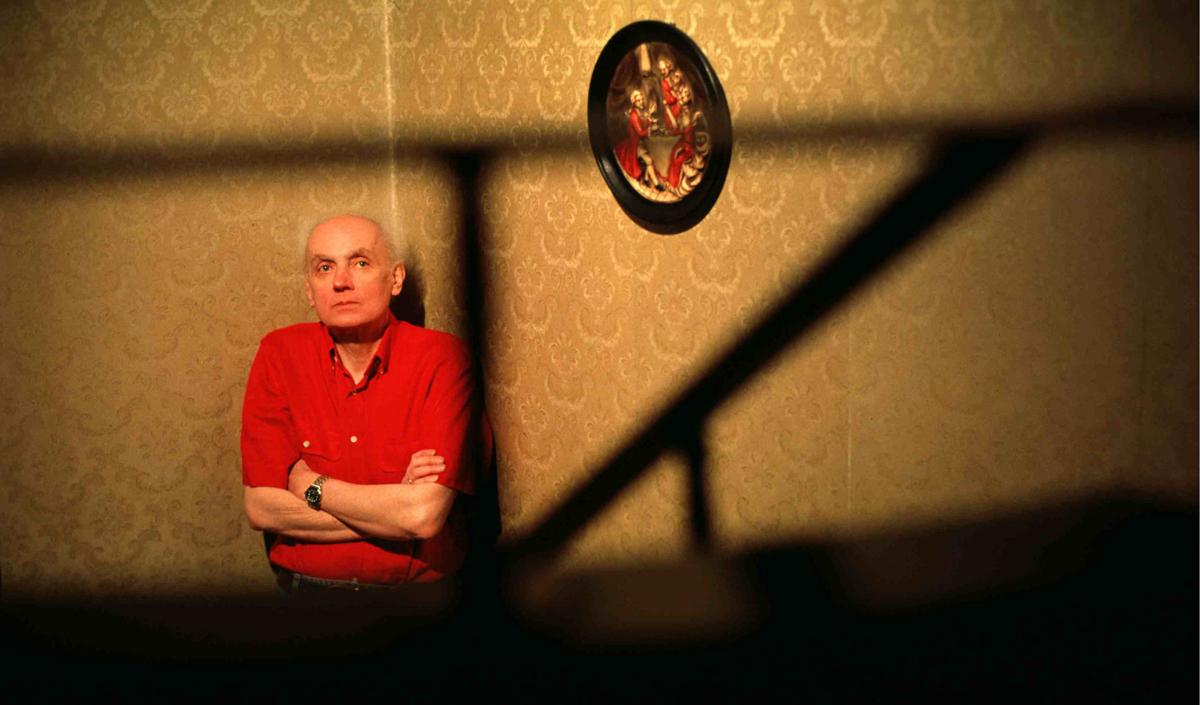 Wojciech Kilar, fot. Piotr Małecki / Forum