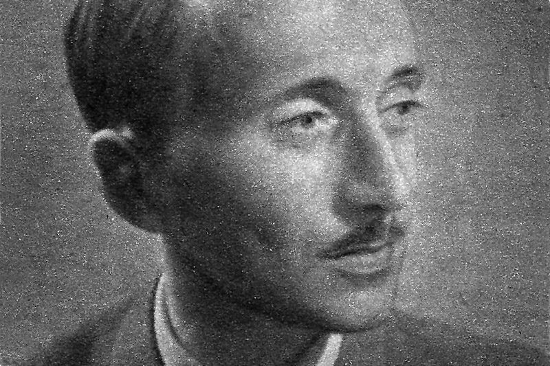 Roman Palester w roku 1946, fot. wikipedia
