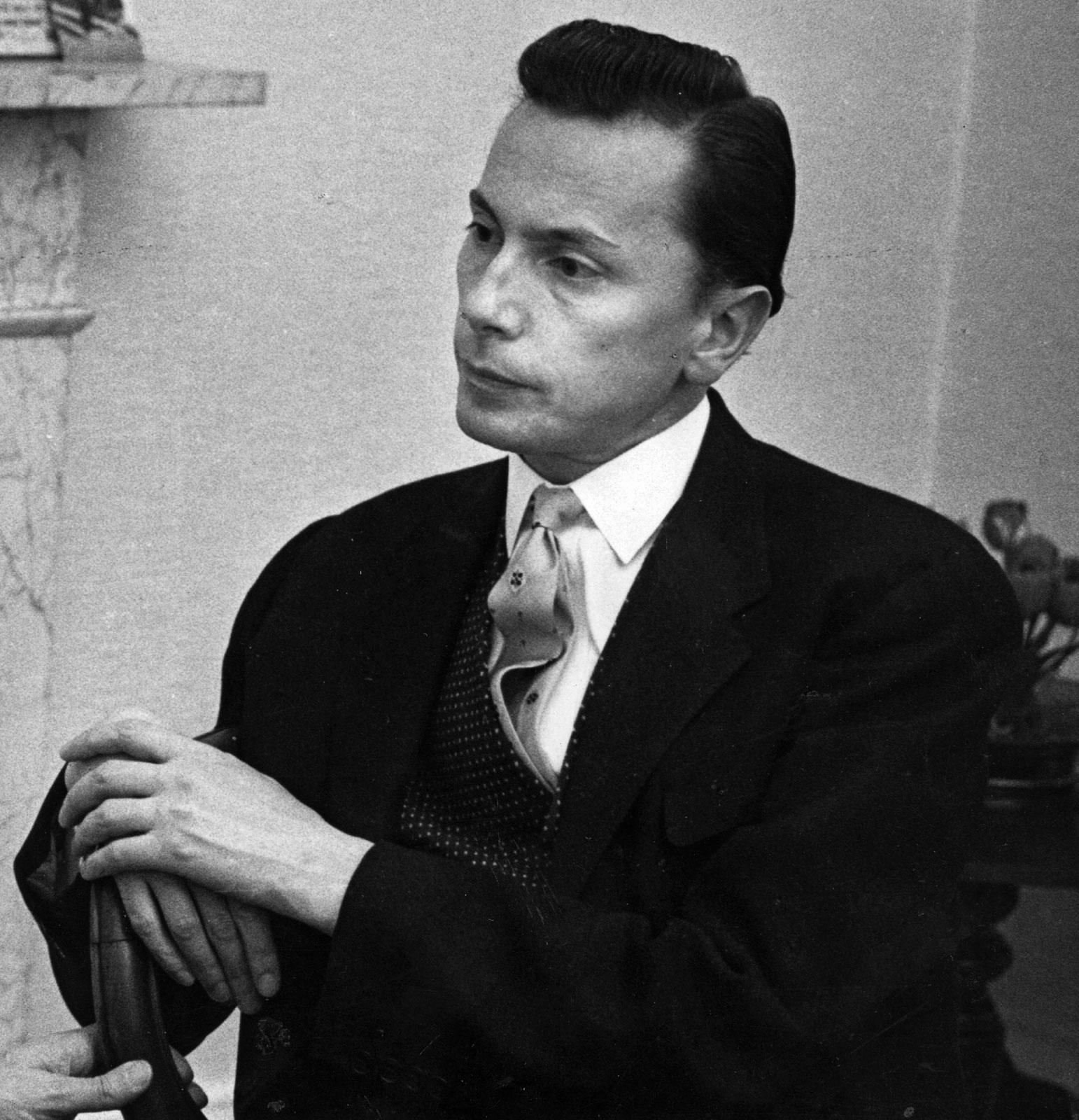 Andrzej Panufnik, fot. Polona